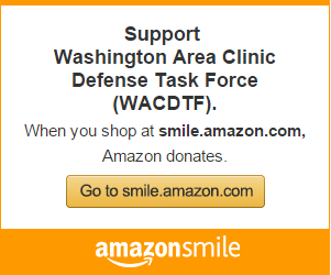 Support WACDTF through smile.amazon.com